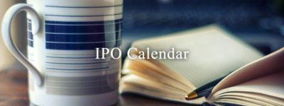 IPOカレンダー